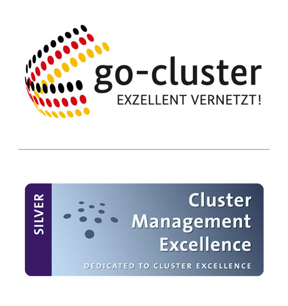 go-cluster und Cluster Management Excellence SILVER